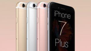 Theo khảo sát Apple đã bán được 13 triệu iPhone 7 & iPhone 7 Plus