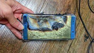 Samsung Galaxy Note 7 Lại Phát Nổ Khi Đang Được Sạc Pin