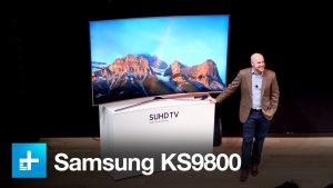 Đánh giá Tivi Samsung SUHD KS9800 78 Inch & 88 Inch