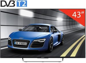 Đánh giá Tivi LED 3D Sony KDL43W800C 43 Inch