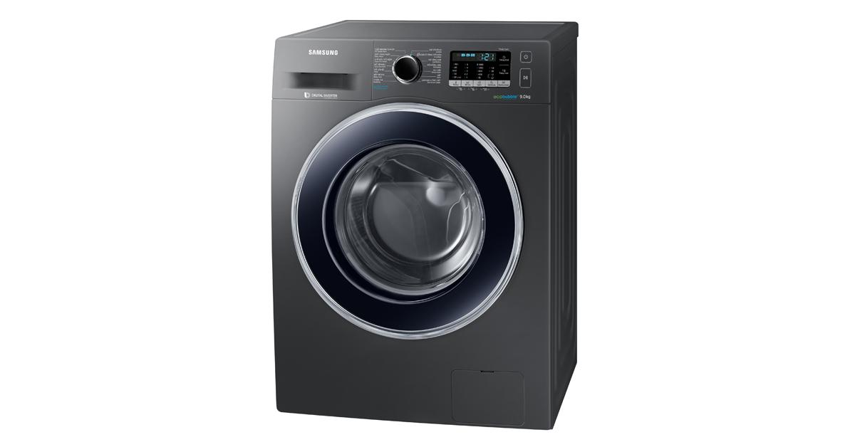 Máy Giặt Samsung WW90J54E0BX-SV