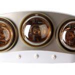 Top 3 đèn sưởi nhà tắm tuyệt vời nhất cho gia đình bạn