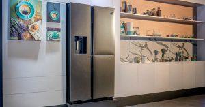 Samsung ra mắt tủ lạnh Side by Side RS5000 công nghệ SpaceMax