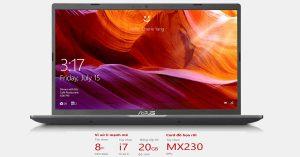 Dòng Asus Laptop X409/X509 sở hữu thiết kế hoàn toàn mới với 2 màu sắc cơ bản là bạc và xám