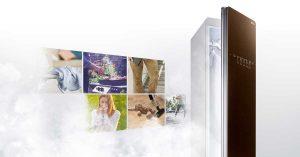 Cùng tìm hiểu tủ giặt hấp sấy thông minh LG Styler S3RF