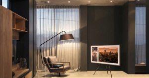 TV QLED phiên bản Frame nâng tầm không gian sống