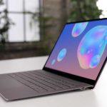 Samsung ra mắt laptop Galaxy Book S dùng chip Qualcomm, nặng chưa tới 1kg