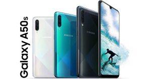 Samsung Galaxy A50s phiên bản nâng cấp khá hấp dẫn của Galaxy A50