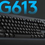 Bàn phím cơ không dây chơi game Logitech G613 hiệu suất cao với kết nối LightSpeed