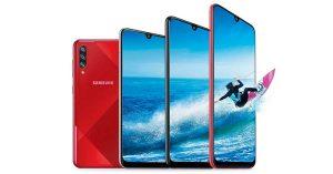 Samsung Galaxy A70s ra mắt với camera 64 MP