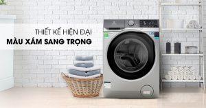 Máy giặt Electrolux UltimateCare900 EWF1141AESA: Thiết kế hiện đại, khối lượng giặt lớn cùng nhiều công nghệ tiên tiến