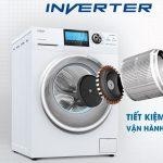 Công nghệ Inverter trên máy giặt là gì ?