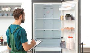Tại sao ngăn đá tủ lạnh không đông?