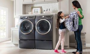 Những lưu ý khi giặt đồ bằng máy giặt nhất định phải biết