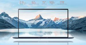 ASUS ZenBook 15 hiệu năng gaming với ScreenPad 2.0