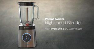Máy xay sinh tố Philip HR3652 sản phẩm không thể thiếu trong không gian bếp nhà bạn
