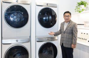 Samsung ra mắt máy giặt tích hợp sấy sử dụng công nghệ trí tuệ nhân tạo AI
