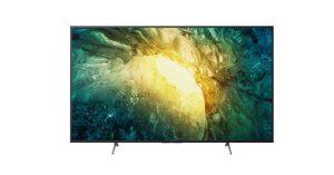 Đánh giá Tivi Led Sony KD-55X7500H 4K-Ultra thiết kế tinh tế, công nghệ vượt trội