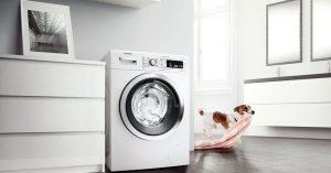 Máy sấy quần áo BOSCH WTX87M90BY thiết kế hiện đại, hiệu suất sử dụng cao mà vẫn tiết kiệm năng lượng