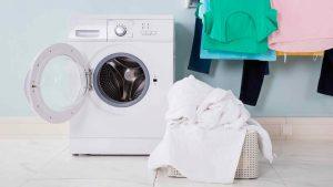 Lý do tại sao bạn nên mở cửa máy giặt lồng ngang?