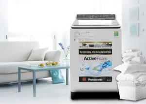 4 tính năng diệt khuẩn nổi bật trên máy giặt Panasonic