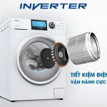 Máy giặt Inverter và máy giặt thường khác nhau như thế nào?