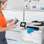 HP LaserJet Pro M400 hiệu năng ổn định, thiết kế nhỏ gọn phù hợp với mọi không gian văn phòng