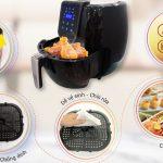Nồi chiên không dầu Magic Korea A-805 lựa chọn tốt nhất cho gian bếp của các bà nội trợ thông thái