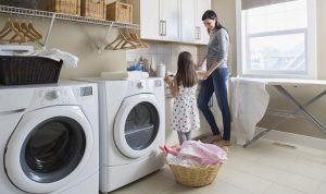 Kinh nghiệm lựa chọn một chiếc máy giặt phù hợp cho gia đình
