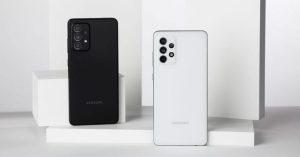 Samsung Galaxy A52 và A72 màn hình tuyệt đỉnh cùng thiết kế thời thượng, tinh tế