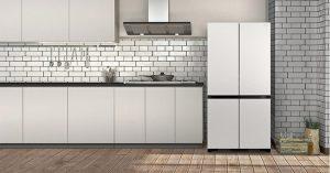 Tủ lạnh Hitachi RWB640VGV0XMGW sở hữu thiết kế hiện đại, công nghệ làm lạnh tiên tiến