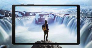 Galaxy Tab A7 Lite màn hình 8,7 inch, nâng tầm trải nghiệm giải trí đa phương tiện