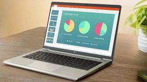 HP ProBook 440 G8: laptop dành cho dân văn phòng