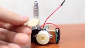 Hướng dẫn tự chế thiết bị báo động đơn giản