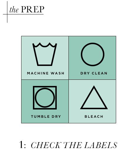 Giặt giũ như thế nào cho đúng cách?