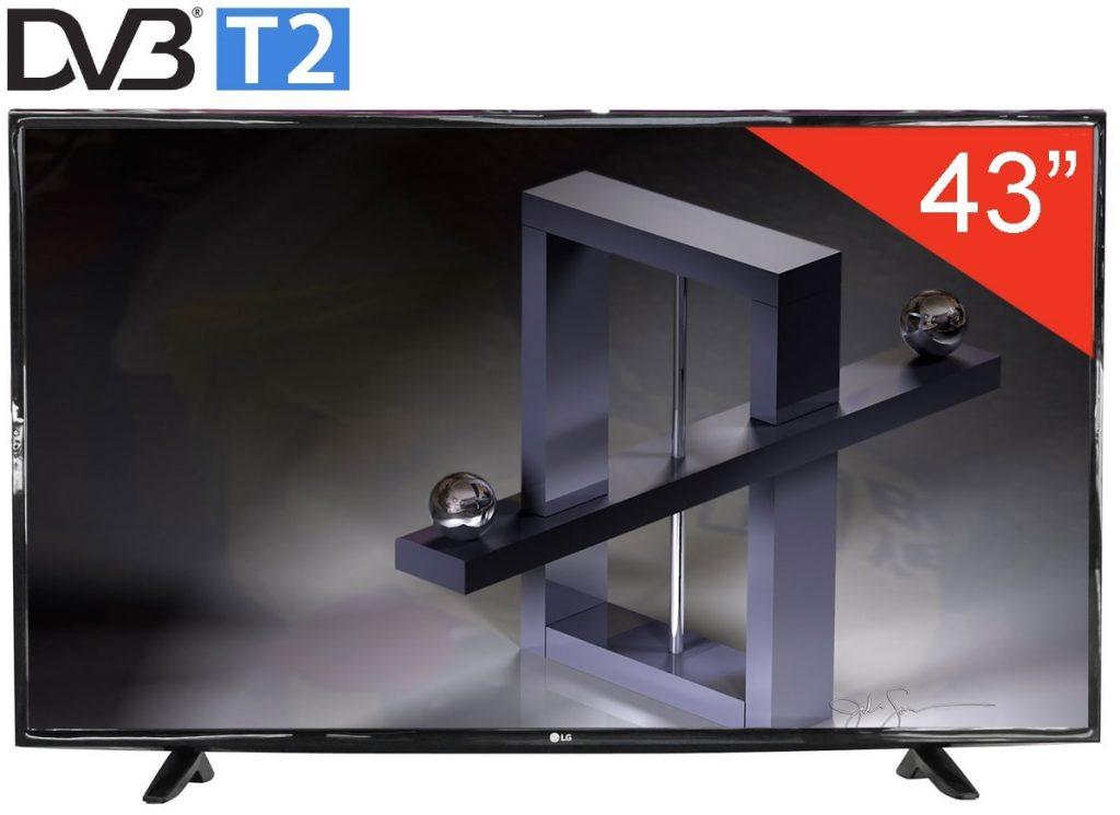 Đánh giá Tivi LG 43LH511T 43 inch