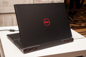 [CES 2017] – Laptop Chơi Game Dell Inspiron 15 Gaming 7000 series