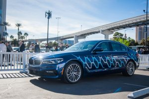 [CES 2017] – Cùng Chiêm Ngưỡng Sedan BMW 5-Series