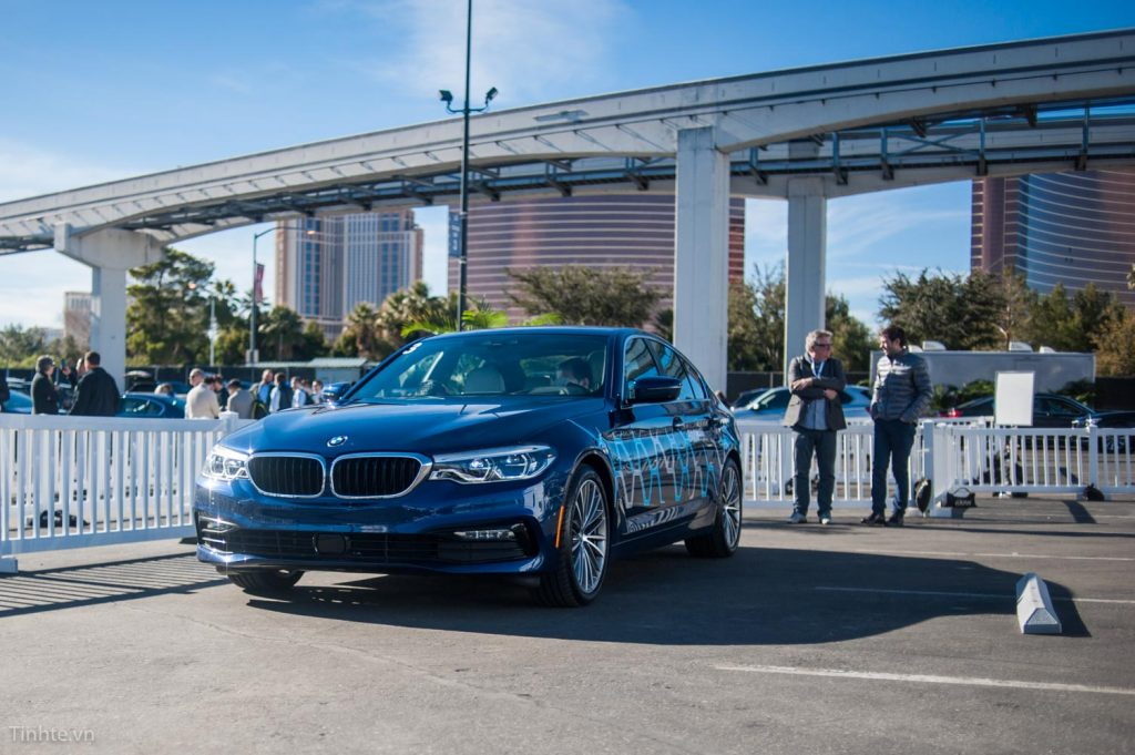 Cùng Chiêm Ngưỡng Sedan BMW 5-Series
