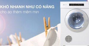 5 sản phẩm máy sấy quần áo Electrolux được yêu thích.