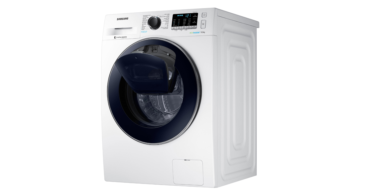 Máy giặt Samsung WW90K54E0UW-SV