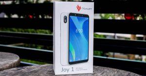 Vsmart Joy 1 smartphone sở hữu cấu hình ấn tượng, thiết kế đẹp