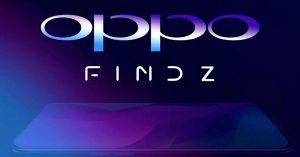Oppo Find Z có thể dùng camera zoom 10X