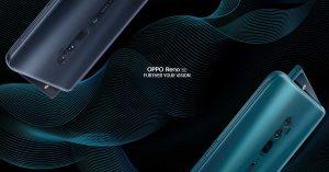 OPPO Reno có cả phiên bản 5G, pin dung lượng lớn 4.065 mAh