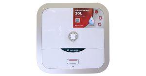 Bình tắm Ariston AN2 30 R 2.5 FE-MT giúp bạn dễ dàng kết hợp với bất kỳ kiểu không gian phòng tắm nào