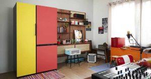 Samsung cho ra mắt dòng tủ lạnh Bespoke mới với thiết kế và màu sắc hiện đại