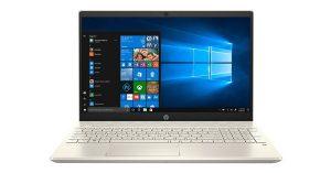 Laptop HP Pavilion 15-cs3008TU thiết kế sang trọng với bộ vi xử lý Intel thế hệ thứ 10 Ice Lake