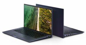 ExpertBook B9450 là chiếc laptop doanh nhân nhẹ nhất thế giới với trọng lượng chỉ đạt mức 870g