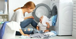 5 lý do bạn nên sắm ngay máy sấy quần áo cho gia đình mình