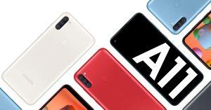 Samsung ra mắt Galaxy A11 với camera chụp góc siêu rộng, sạc nhanh siêu tốc 15W